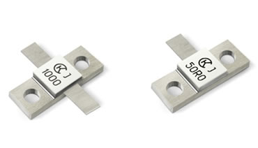 high-frequency power resistors R1-131 series and R1-23 series